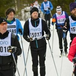 Skiing 90 km - Niklas Widerström (13017)