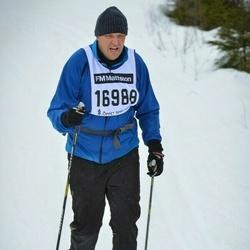 Skiing 90 km - Albert Nylende (16988)