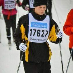 Skiing 90 km - Henrik Brofeldt (17627)