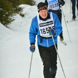 Skiing 90 km - Anders Johnson (16576)