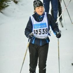 Skiing 90 km - Eva Arvidsson (15539)