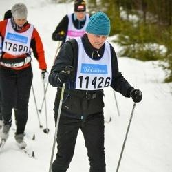Skiing 90 km - Per Jarnebrink (11426)
