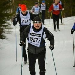 Skiing 90 km - Kent Karlsson (12677)