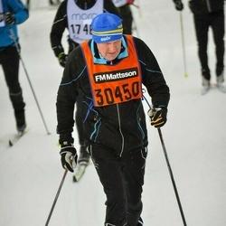 Skiing 90 km - Lennart Fritzson (30450)