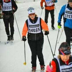 Skiing 90 km - Susanne Millberg (14665)