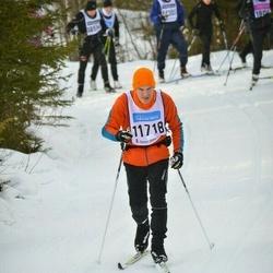 Skiing 90 km - Roger Hermansson (11718)