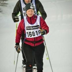 Skiing 90 km - Jenny Olsson (16819)