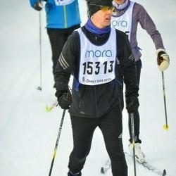Skiing 90 km - Henrik Freidlitz (15313)