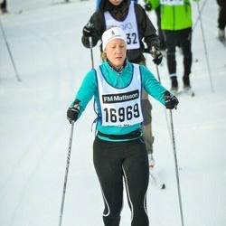 Skiing 90 km - Alexandra Olsson (16969)