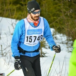 Skiing 90 km - Christoffer Eriksson (15749)