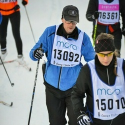 Skiing 90 km - Janne Andersson (13092)