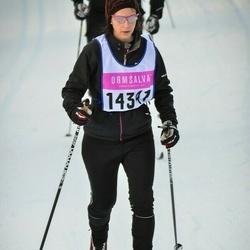 Skiing 90 km - Christine Ahlm (14341)