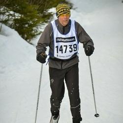 Skiing 90 km - Christer Juréhn (14739)
