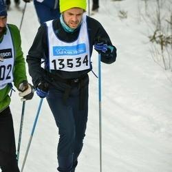Skiing 90 km - Elias Haglund (13534)