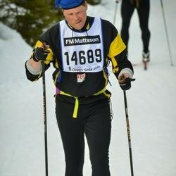 Skiing 90 km - Daniel Högberg (14689)