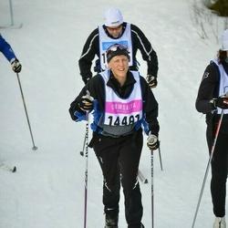 Skiing 90 km - Charlotte Björke (14481)