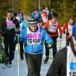 Skiing 90 km - Åke Falk (16488)
