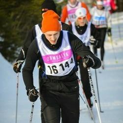 Skiing 90 km - Dennis Wallgren (16144)