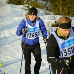 Skiing 90 km - Åsa Rofors (13853)