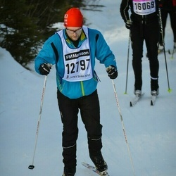 Skiing 90 km - Dennis Carlsson (12797)