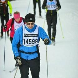 Skiing 90 km - Anders Jonsson (14599)