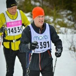 Skiing 90 km - Peter Persson (13391)