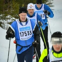 Skiing 90 km - Carl Johan Möller (17533)