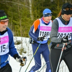 Skiing 90 km - Åke Fogelberg (11884)