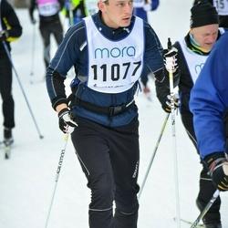 Skiing 90 km - Erik Stjernqvist (11077)