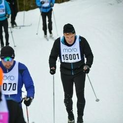 Skiing 90 km - Norbert Haslwanter (15001)