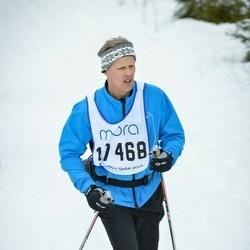 Skiing 90 km - Hans Johansson (17468)