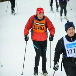Skiing 90 km - Jan Vadlejch (30403)