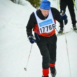 Skiing 90 km - Börje Nilsson (17766)