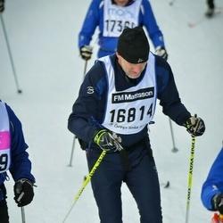 Skiing 90 km - Bjarne Svedérus (16814)