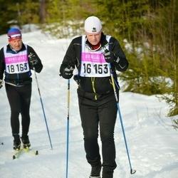 Skiing 90 km - Christer Nyback (16153)