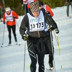 Skiing 90 km - Christer Milding (11173)