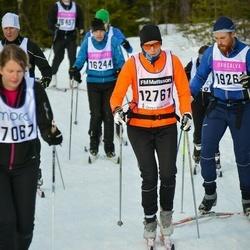Skiing 90 km - Elisabeth Gerdle (12761)