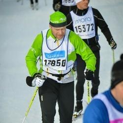 Skiing 90 km - Fredrik Junestrand (13850)