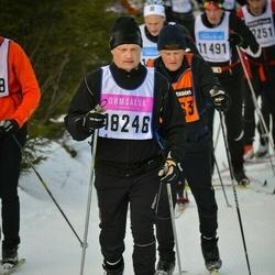 Skiing 90 km - Christer Nordgren (18246)