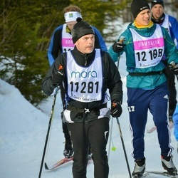 Skiing 90 km - Anders Edvardsson (11281)
