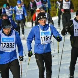Skiing 90 km - Fritz Stuhlpfarrer (17874)