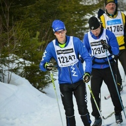 Skiing 90 km - Carl Vad-Schütt (12247)