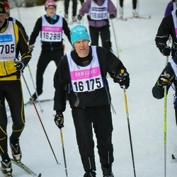 Skiing 90 km - Peter Calla (16175)