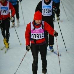 Skiing 90 km - Helene Qvarnemark (11872)