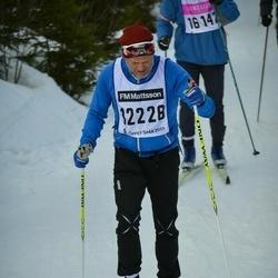 Skiing 90 km - Henrik Kördel (12228)