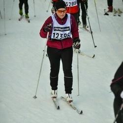 Skiing 90 km - Eva Sätherberg (12396)