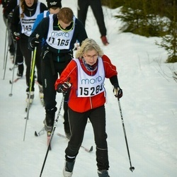Skiing 90 km - Elisabeth Malmborg (15285)