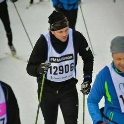 Skiing 90 km - Fredrik Thunström (12906)