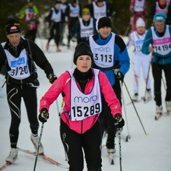 Skiing 90 km - Diana Orrling (15289)