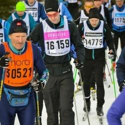 Skiing 90 km - August Molin (16159)